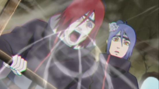 Nagato begins to go crazy