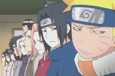 Team Leaders Captured! Akatsuki Appears – Naruto Shippuden 433