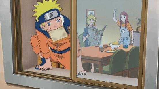 Naruto Minato Kushina