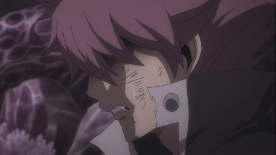 Natsu hears something