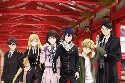 Watch Noragami Aragoto(Anime)