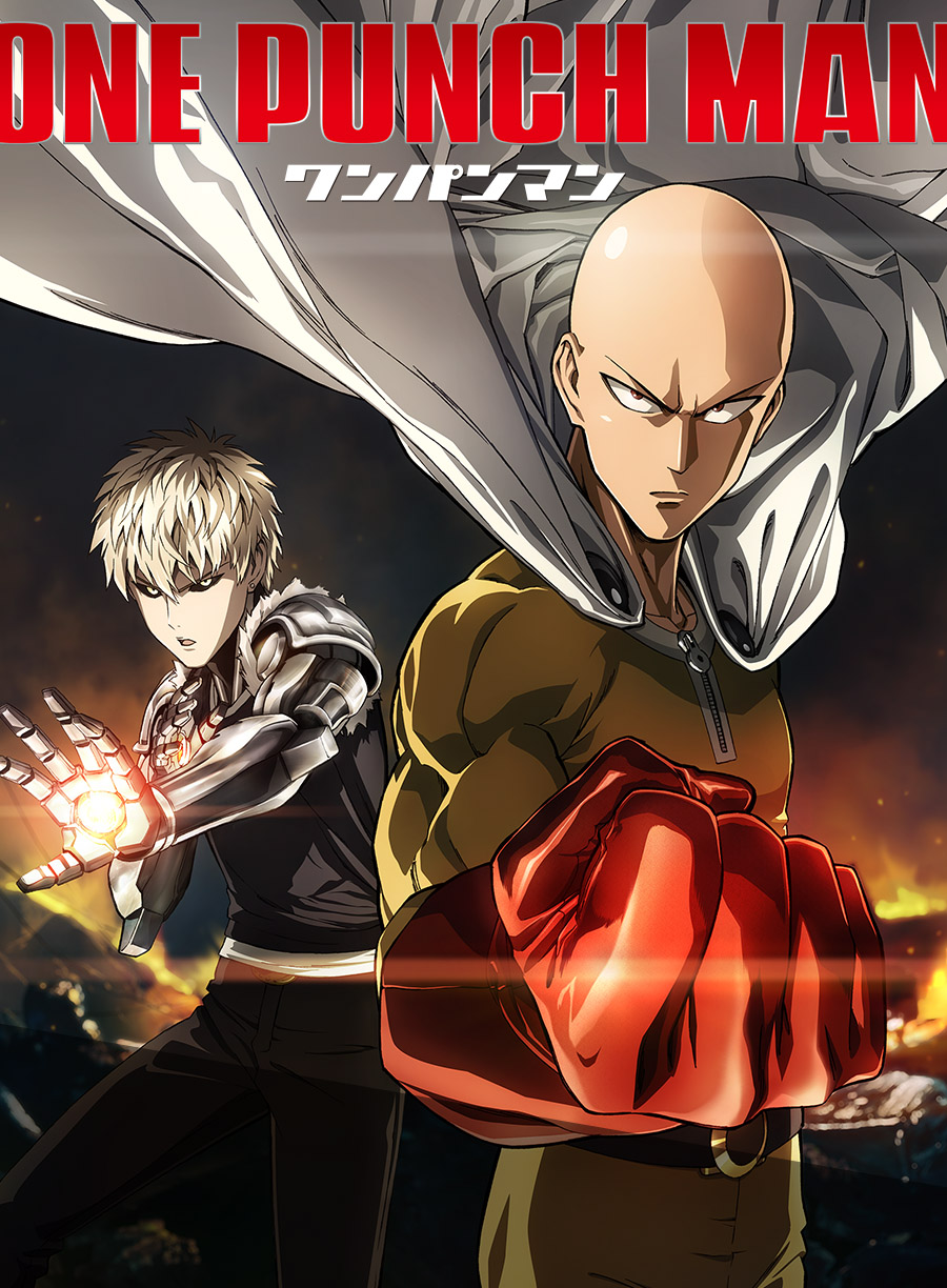 One Punch Man German