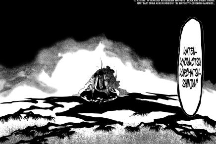 Katen Kyokotsu Kuromatsu Shinjuu! Shunsui's Bankai – Bleach647