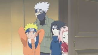 Team 7 walk in late