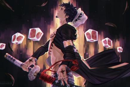 Surgeon of Death – TrafalgarLaw