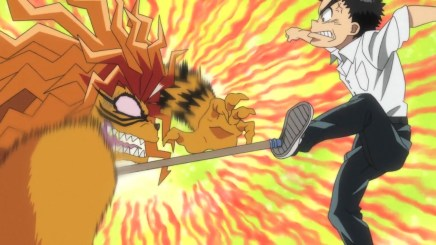 Ushio to Tora Anime Review