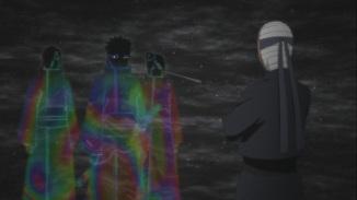 Akatsuki talk to Hyuga Person