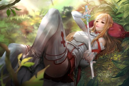 Beautiful Warrior – Yuki Asuna
