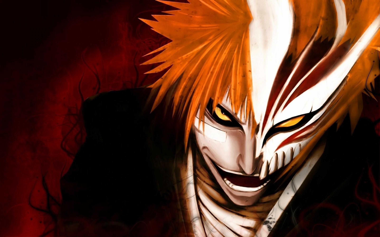 Bleach ichigo hollow half mask