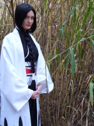 Cosplay Restu Unohana by HellBoyfan