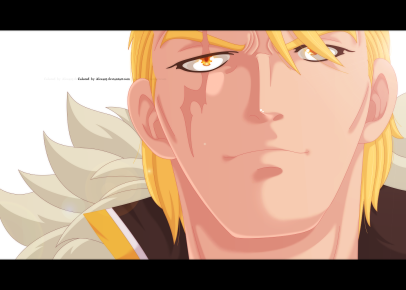 Fairy Tail 460 Laxus by alexanj