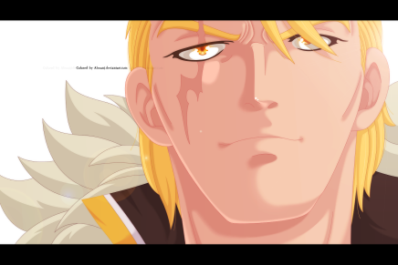 Wahl Icht Destroyed! Freed and Ichiya – Fairy Tail460