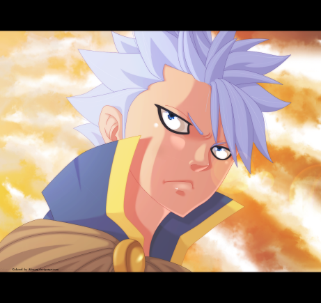 Fairy Tail 461 Lyon by alexanj