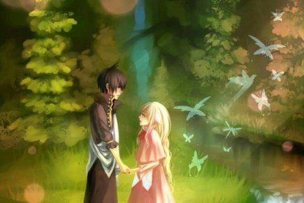 Beautiful Immortals – Zeref and Mavis