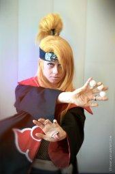 Naruto Shippuden Deidara Cosplay by Floeur