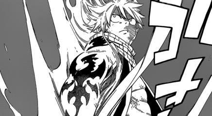 Natsu vs Zeref! Beloved Brothers – Fairy Tail 464