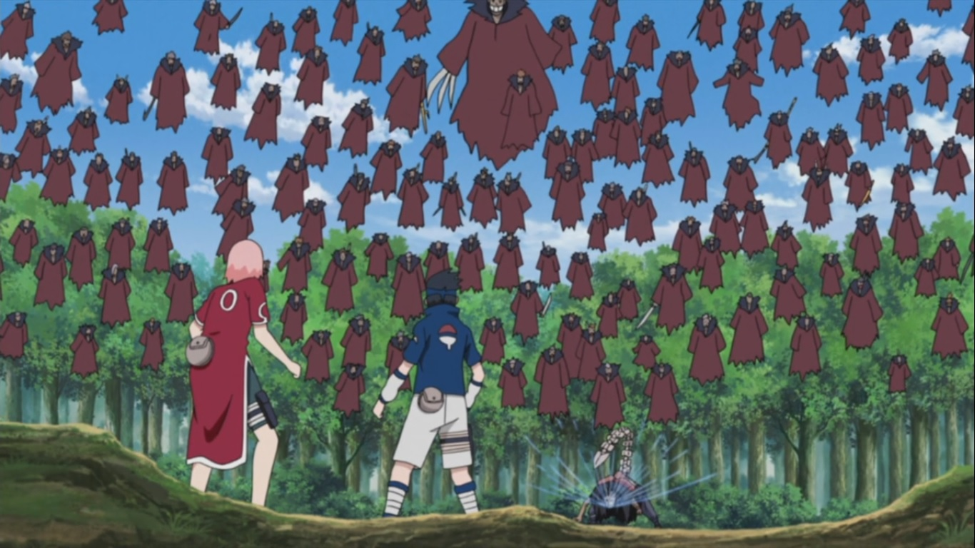 Is Sasori One of the Strongest Characters in Narutoverse? (hear me ...