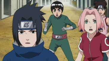 Sasuke Lee Sakura Tenten