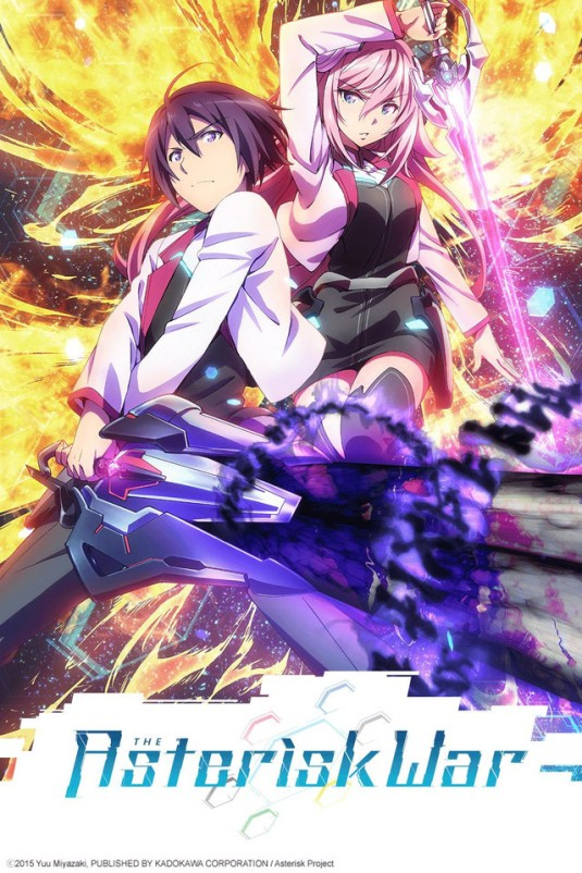The Asterisk War Gakusen Toshi Asterisk
