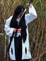 The Kenpachi Unohana Retsu by HellBoyfan
