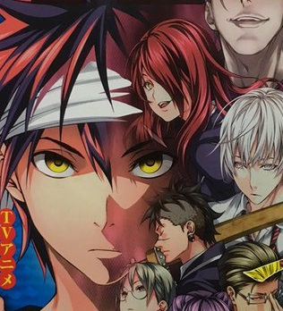 Food Wars Season 2