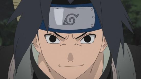 Happy Sasuke