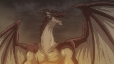 Igneel holds up