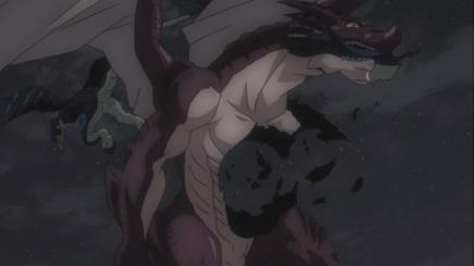 Acnologia Kills Igneel! Zeref's END – Fairy Tail264