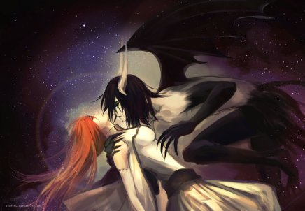 My Only Hope – Orihime and Ulquiorra