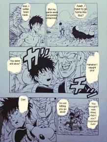 One Punch Man x Dragon Ball 11
