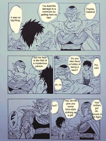 One Punch Man x Dragon Ball 14