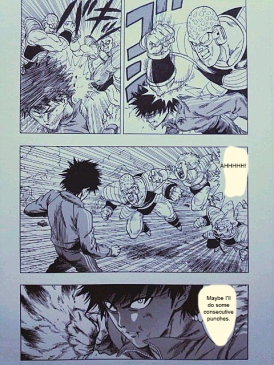 One Punch Man x Dragon Ball 8