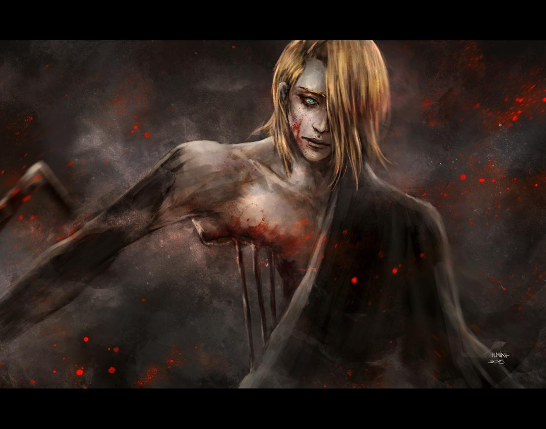 Rise of a Dead Man Izuru Kira by Nanfe