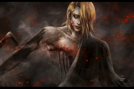 Rise of a Dead Man – IzuruKira