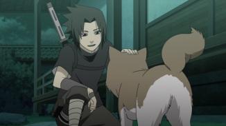 Sasuke and Shiro