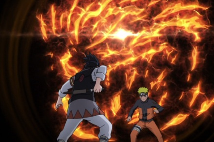 Sasuke's Power! Naruto Returns – Naruto Shippuden 443
