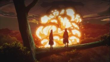 Yahiko dies Nagato and Konan
