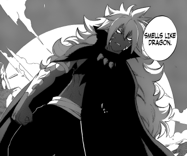 Acnologia appears