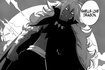Acnologia Kills God Serena! Wizard Saints Fight – Fairy Tail 470