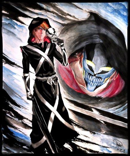The Hollowed Reaper – IchigoKurosaki