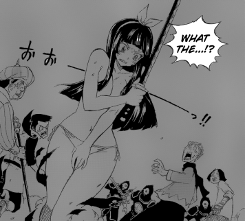 Kagura strip naked