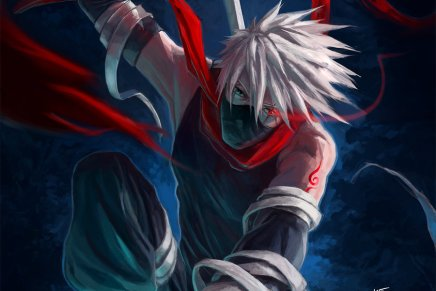 The Ultimate Ninja – Kakashi Hatake
