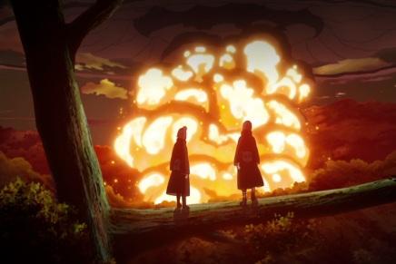 Sasuke Runs! Pain's Born – Naruto Shippuden445