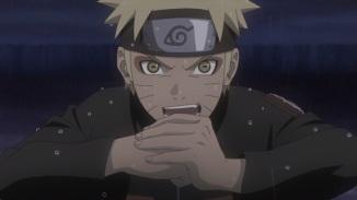 Naruto's Sage Power