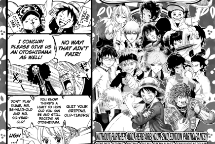Mangaka's Draw One Shot New Years Special