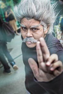 One Punch Man Bang Silver Fang by kureo110
