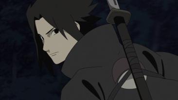 Sasuke looks back
