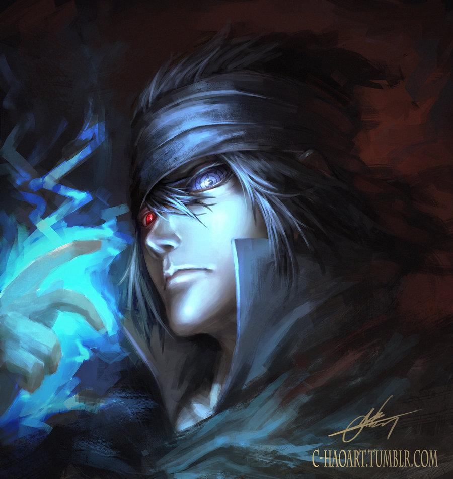 Sasuke Uchiha by xxxhaozhuangxxx