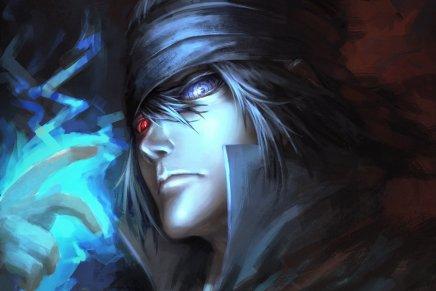 The Eyes of Evil – SasukeUchiha
