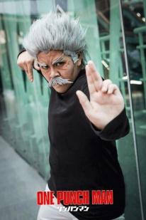 Silver Fang Bang One Punch Man by kureo110
